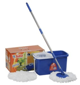 Gala Spin with Easy Wheels Wet & Dry Mop