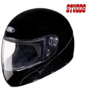 Studds Chrome Super Motorsports Helmet