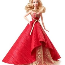 Barbie Holiday Doll(Red)