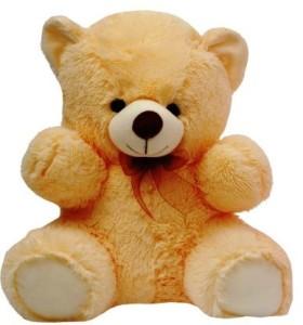 Dimpy Stuff Teddy Bear - 42 cm(Beige)