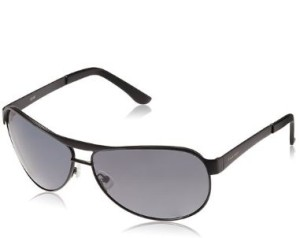 Fastrack Black Aviator Sunglasses