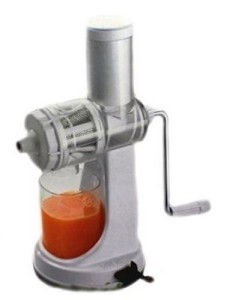 Ganesh Fruits & Vegetable Juicer With Steel Handle