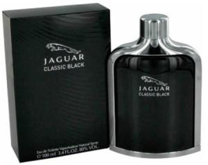 Jaguar Classic Black EDT - 100 ml