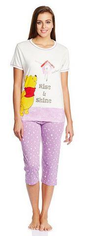 July Women's Cotton Pyjama Set