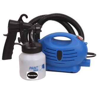 BMS Lifestyle Paint Zoom BM001101 HVLP Sprayer (Blue, White) Price: Rs. 1,579