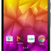 Micromax Canvas Selfie Lens Q345 (Moondust Grey)