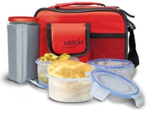 Milton Lavish 3 Containers Lunch Box (750 ml)