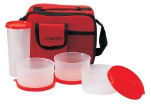 Milton Meal Combi 3 Containers Lunch Box