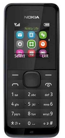 Nokia 105 (Black Color)