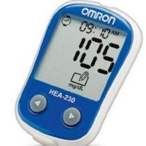 Omron HEA-230 Glucometer