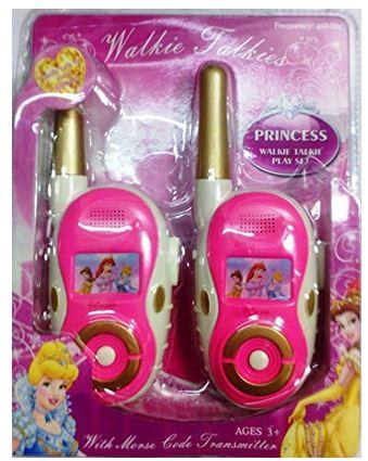 Princess Walkie Talkie play set