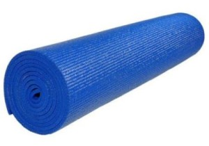 Relax Fitness Exercise & Gym Blue 6 mm Mat