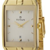 Best Selling Titan Karishma Analog Gold-Color Dial Men's Watch Online