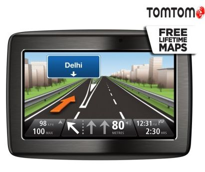 Best Selling Tom Tom GPS Navigation Device Online India
