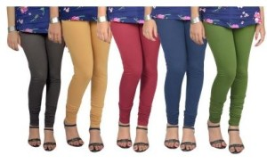 Vimal Women's Leggings (Pack of 5 )