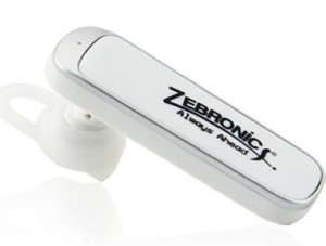 Zebronics Bh501 Wireless Bluetooth Headset(White)