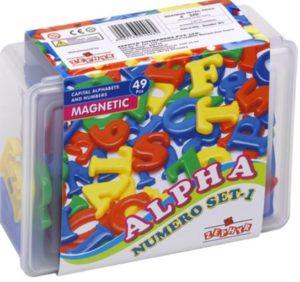 Zephyr Alpha Numero Jar-1