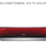 Buy Amazon india offering 15% TO 45% OFF Air Conditioners Discounts online