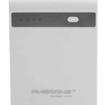 Ambrane P-1000 Star Power Bank (White)