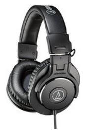 Audio Technica ATH-M30x Over-the-ear Headphones