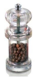 Avani Pepper Big Mill, Transparent
