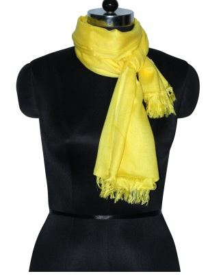 B.N. Exports Solid Viscose Women's Scarf Price: Rs. 255