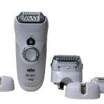 Braun Silk Epil 7681 Epilator – Wet and Dry