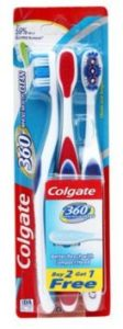 Colgate 360 Whole Mouth Clean Toothbrush (Buy 2 get 1 Saver)