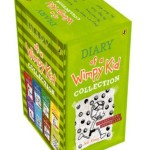 Diary of a Wimpy Kid (Set of 8 Books) (English) (Paperback) Price: Rs. 2,016