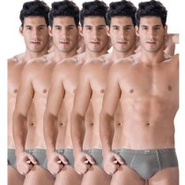 Dollar Assorted Cotton Briefs- Pack Of 5