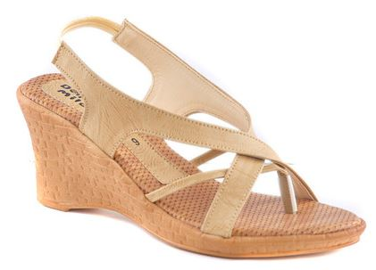 Dolphin Miles Stylish Medium Women Wedges