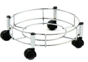 Doyours Gas Cylinder Trolley(Steel, Pack of 1)