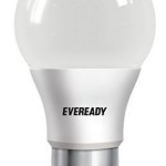Eveready Base B22 5-Watt LED Bulb (Warm White/Golden Yellow)
