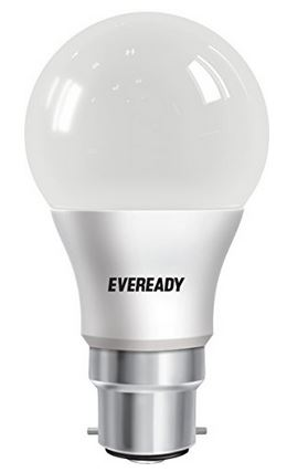 Eveready Base B22 5-Watt LED Bulb (Warm White-Golden Yellow)