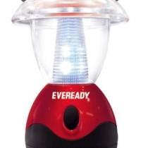 Eveready Mini Jumbo HL04 6-LED Home Light (Red and White)