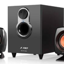 F&D 2.1 Multimedia Speakers