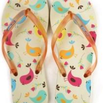 Flipside Little Birds Women Slippers