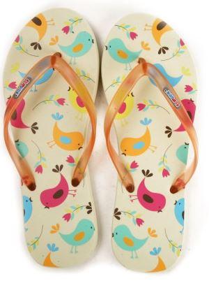 Flipside Little Birds Slippers