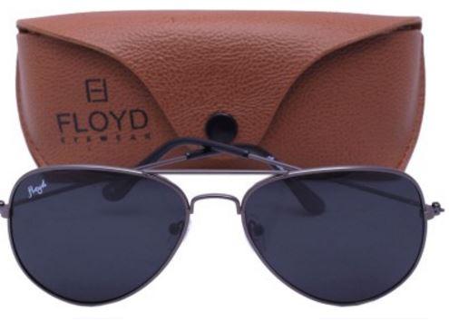 Buy Flipkart Offer Floyd Classic Aviator Sunglasses Price: Rs. 399