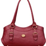Snapdeal : Fostelo Magenta Castle Handbag online india