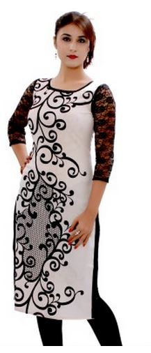 Buy Flipkart Offer GMI Casual Printed Women's Kurti Price @ Rs. 499
