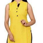 Buy Flipkart Offer GMI Casual Solid Women's Kurti Price @ Rs. 299