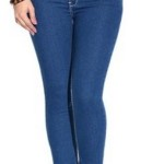 Buy Flipkart Offer Ganga Slim Fit Women's Jeans Price @ Rs. 479