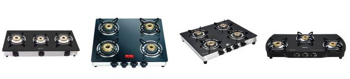 Best Selling/Recommended Gas Stoves Online India