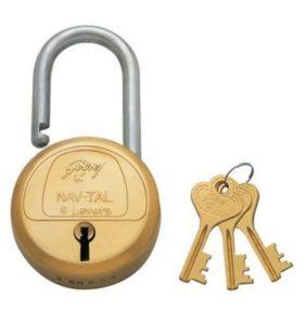 Godrej Locking Solutions Navtal Padlock Padlock