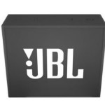 JBL Go Wireless Portable Speaker (Black)
