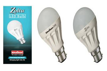 PayTM : Khaitan 12 Watt LED Leon Zolta – Pack Of 2