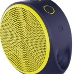 Logitech X100 Mobile Wireless Speaker Yellow