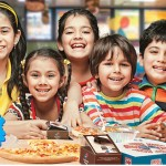 Domino's offer on kids birthday party online india Starts @ Rs 99
