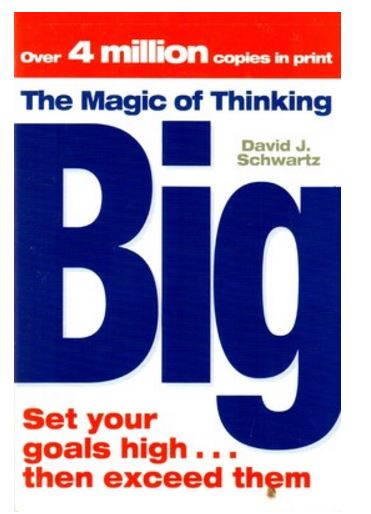 Magic of Thinking Big (English)